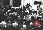 Image of Clement Richard Attlee Washington DC USA, 1945, second 15 stock footage video 65675063526