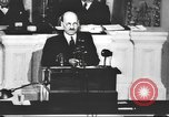 Image of Clement Richard Attlee Washington DC USA, 1945, second 23 stock footage video 65675063526