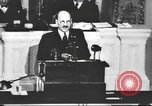 Image of Clement Richard Attlee Washington DC USA, 1945, second 24 stock footage video 65675063526