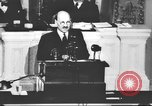 Image of Clement Richard Attlee Washington DC USA, 1945, second 27 stock footage video 65675063526