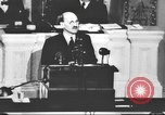 Image of Clement Richard Attlee Washington DC USA, 1945, second 29 stock footage video 65675063526