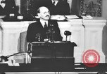 Image of Clement Richard Attlee Washington DC USA, 1945, second 30 stock footage video 65675063526