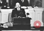Image of Clement Richard Attlee Washington DC USA, 1945, second 34 stock footage video 65675063526