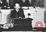 Image of Clement Richard Attlee Washington DC USA, 1945, second 38 stock footage video 65675063526