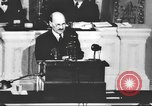 Image of Clement Richard Attlee Washington DC USA, 1945, second 39 stock footage video 65675063526