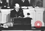 Image of Clement Richard Attlee Washington DC USA, 1945, second 41 stock footage video 65675063526