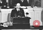 Image of Clement Richard Attlee Washington DC USA, 1945, second 42 stock footage video 65675063526