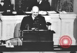 Image of Clement Richard Attlee Washington DC USA, 1945, second 44 stock footage video 65675063526