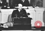 Image of Clement Richard Attlee Washington DC USA, 1945, second 45 stock footage video 65675063526
