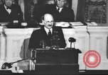 Image of Clement Richard Attlee Washington DC USA, 1945, second 51 stock footage video 65675063526