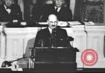 Image of Clement Richard Attlee Washington DC USA, 1945, second 53 stock footage video 65675063526