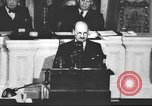 Image of Clement Richard Attlee Washington DC USA, 1945, second 54 stock footage video 65675063526