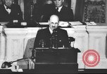 Image of Clement Richard Attlee Washington DC USA, 1945, second 56 stock footage video 65675063526