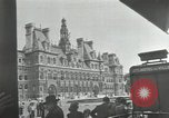 Image of deserted streets Paris France, 1944, second 6 stock footage video 65675063531