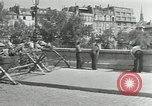 Image of French Forces of the Interior Paris France, 1944, second 22 stock footage video 65675063532
