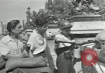 Image of French Forces of the Interior Paris France, 1944, second 36 stock footage video 65675063532