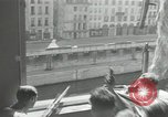 Image of French Forces of the Interior Paris France, 1944, second 51 stock footage video 65675063532