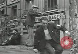 Image of French Forces of the Interior Paris France, 1944, second 22 stock footage video 65675063533