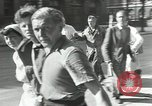 Image of French Red Cross members Paris France, 1944, second 14 stock footage video 65675063534