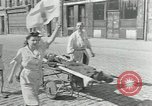 Image of French Red Cross members Paris France, 1944, second 45 stock footage video 65675063534