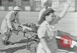Image of French Red Cross members Paris France, 1944, second 46 stock footage video 65675063534