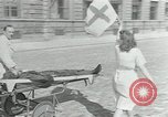 Image of French Red Cross members Paris France, 1944, second 48 stock footage video 65675063534