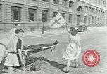 Image of French Red Cross members Paris France, 1944, second 49 stock footage video 65675063534