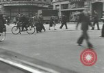 Image of French civilians Paris France, 1942, second 24 stock footage video 65675063537