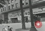 Image of French civilians Paris France, 1942, second 33 stock footage video 65675063537