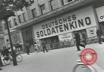 Image of French civilians Paris France, 1942, second 34 stock footage video 65675063537