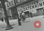 Image of French civilians Paris France, 1942, second 35 stock footage video 65675063537