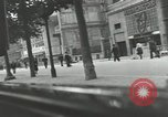 Image of French civilians Paris France, 1942, second 38 stock footage video 65675063537