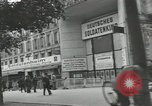 Image of French civilians Paris France, 1942, second 41 stock footage video 65675063537