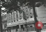 Image of French civilians Paris France, 1942, second 44 stock footage video 65675063537
