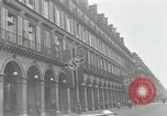 Image of French civilians Paris France, 1942, second 52 stock footage video 65675063537