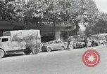 Image of French civilians Paris France, 1943, second 26 stock footage video 65675063538