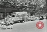 Image of French civilians Paris France, 1943, second 27 stock footage video 65675063538