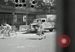Image of French civilians Paris France, 1943, second 28 stock footage video 65675063538