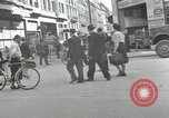Image of French civilians Paris France, 1943, second 40 stock footage video 65675063538