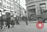Image of French civilians Paris France, 1943, second 42 stock footage video 65675063538