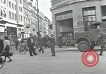 Image of French civilians Paris France, 1943, second 43 stock footage video 65675063538