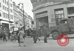 Image of French civilians Paris France, 1943, second 46 stock footage video 65675063538