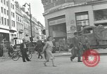 Image of French civilians Paris France, 1943, second 47 stock footage video 65675063538