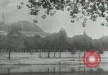 Image of war damaged buildings Paris France, 1942, second 14 stock footage video 65675063539
