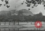 Image of war damaged buildings Paris France, 1942, second 16 stock footage video 65675063539