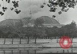 Image of war damaged buildings Paris France, 1942, second 21 stock footage video 65675063539
