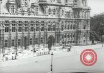 Image of French Liberation Paris France, 1944, second 38 stock footage video 65675063546