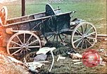 Image of wrecked German equipment Germany, 1945, second 2 stock footage video 65675063550