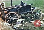 Image of wrecked German equipment Germany, 1945, second 3 stock footage video 65675063550