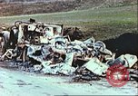 Image of wrecked German equipment Germany, 1945, second 7 stock footage video 65675063550